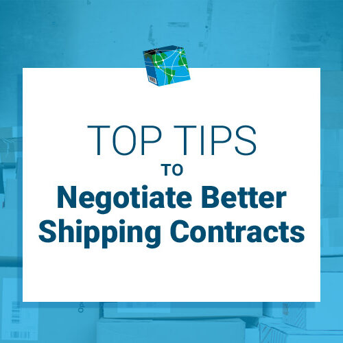 Top Tips to Negotiate Better Shipping Contracts